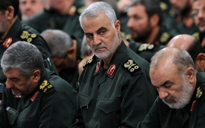 ABD'nin öldürdüğü İranlı General Kasım Süleymani kimdir?