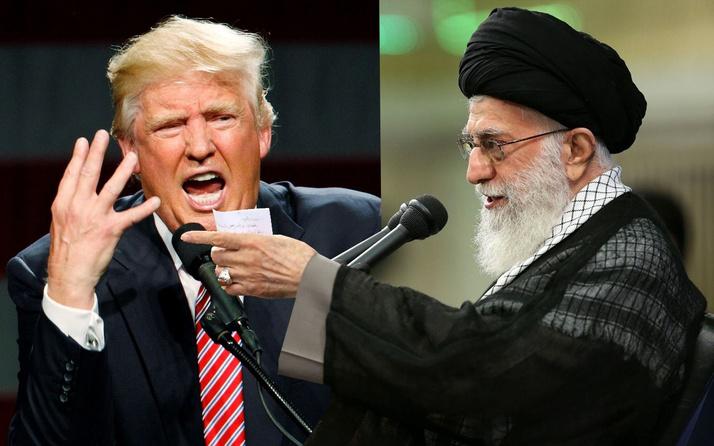 Önce Hamaney sonra Ruhani! İran'dan peş peşe sert sözler