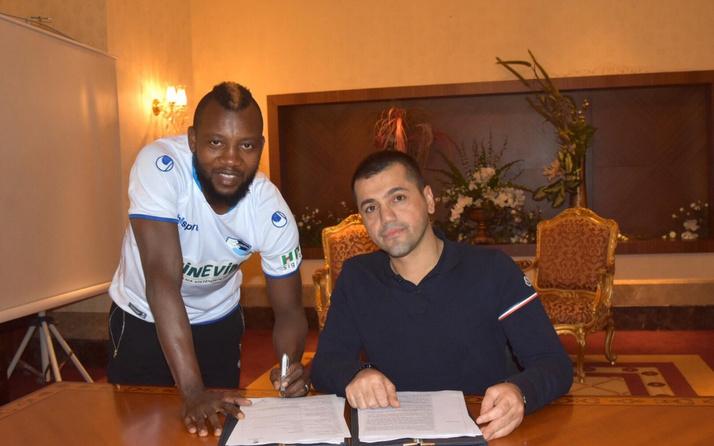 BB Erzurumspor Sissoko'yu kadrosuna kattı