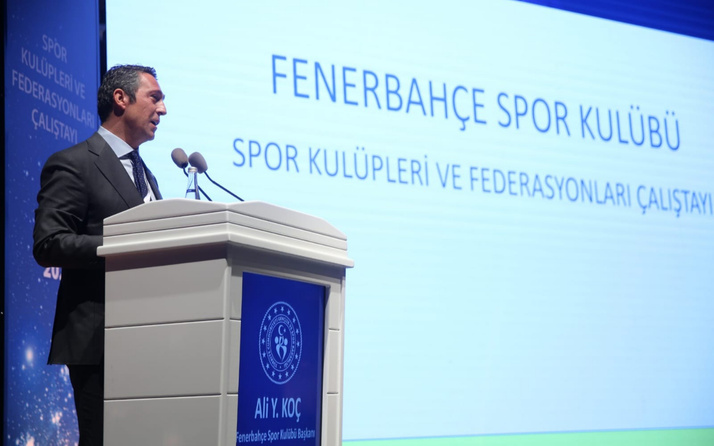 Ali Koç'tan Türk futbolu için flaş öneriler