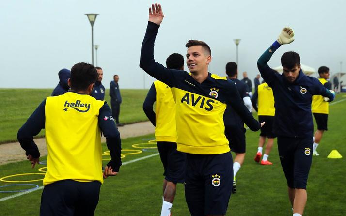 Fenerbahçe'ye Miha Zajc piyangosu