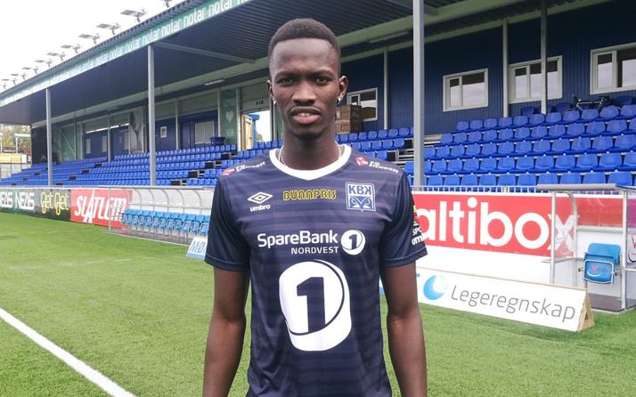 Adanaspor Senegalli futbolcu Amidou Diop'u transfer etti