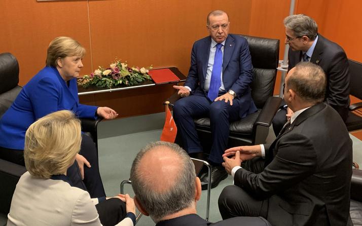 Erdoğan Berlin'den neden erken ayrıldı? Libya'da kazandık mı Murat Yetkin yazdı