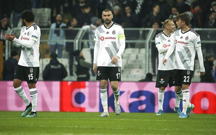 Beşiktaş'ta kriz devam ediyor! 3,5 aydır maaş yok