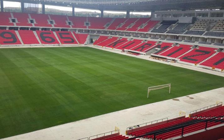 TOKİ'den Eskişehir Stadı açıklaması