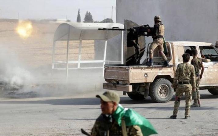 Rusya duyurdu! Militanlar Suriye Ordusu'nu vurdu: 40 ölü 80 yaralı