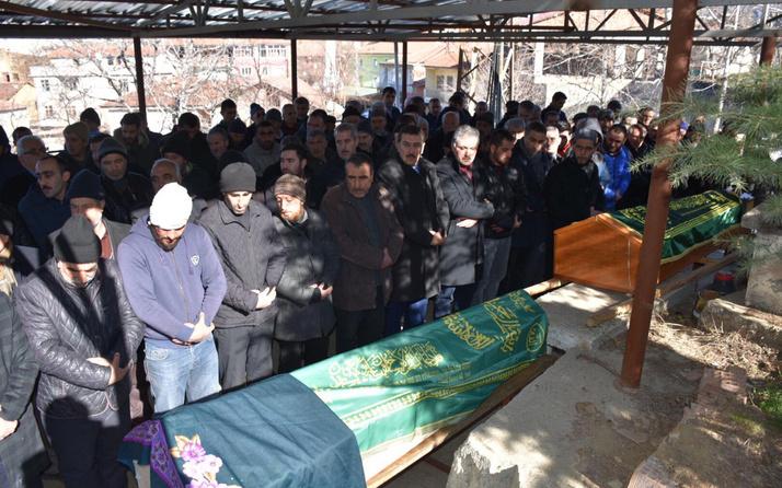 Malatya'da depremde ölen 2 kişi de toprağa verildi