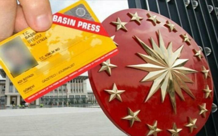 Gazetecilerin basın kartı iptal edildi mi? Fahrettin Altun'dan açıklama