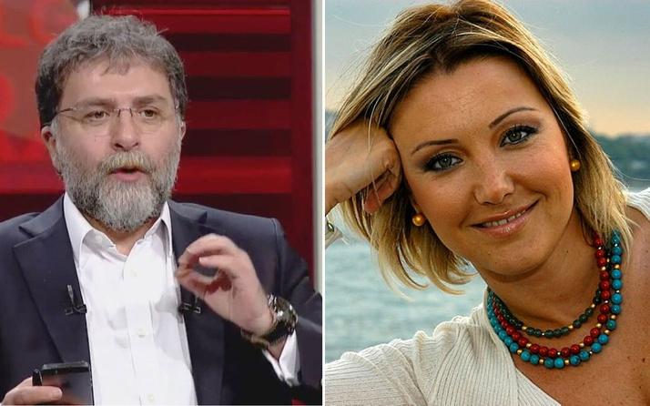 Ahmet Hakan'dan Berna Laçin'e farklı tepki