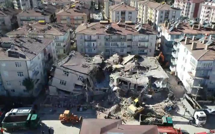 Elazığ depreminde yıkılan binalarla ilgili 8 farklı soruşturma açıldı