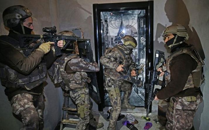 Adana'da dikkat çeken DEAŞ operasyonu: 4 gözaltı