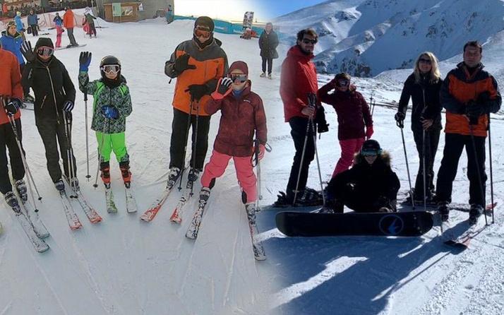 Habertürk'ün 4 yazarı Ekrem İmamoğlu'nu kayak tatili üzerinden yerden yere vurdu
