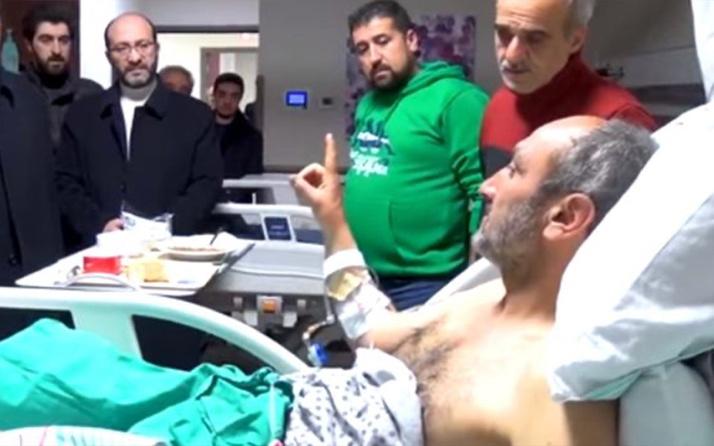 Depremde eşini çocuğunu ve her şeyini kaybeden Meriç Dişli'nin sözleri yürek dağladı