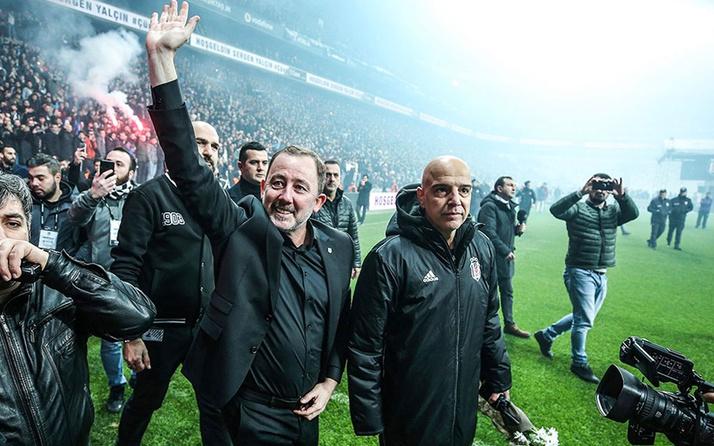 Beşiktaş, Sergen Yalçın yönetiminde ilk maçına çıkıyor