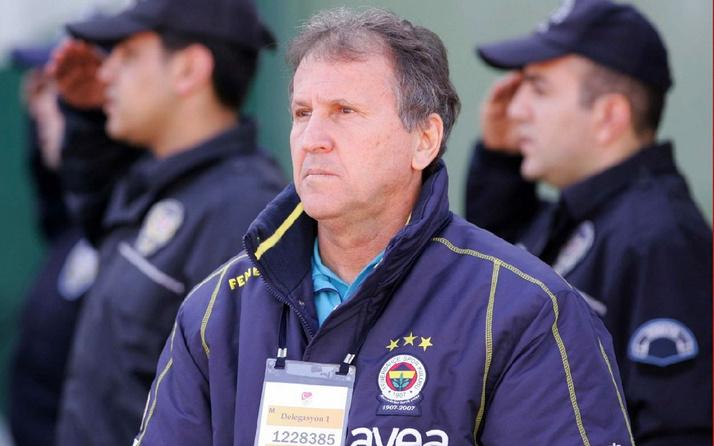 Zico Fenerbahçe'den neden ayrıldığını anlattı! Alex detayı bomba