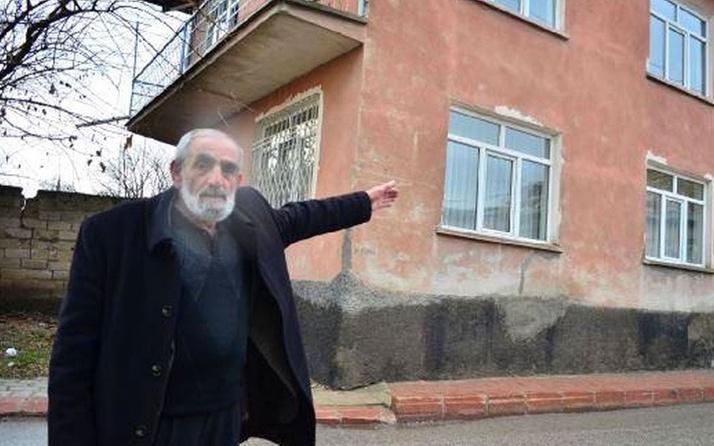 Deprem simsarları bakın böylesi de var Elazığlı Mehmet amca ders verdi