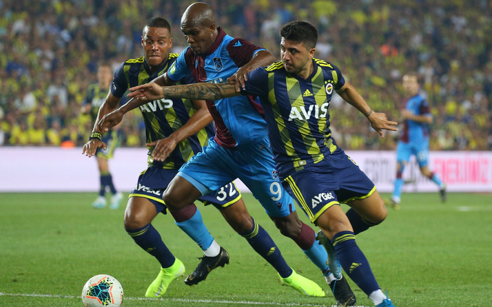Trabzonspor Fenerbahçe maçı canlı hangi kanalda saat kaçta