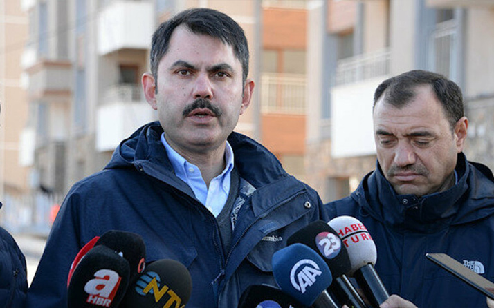 Çevre ve Şehircilik Bakanı Murat Kurum'dan, Halit Oflaz'ın ailesine ailesine taziye ziyareti