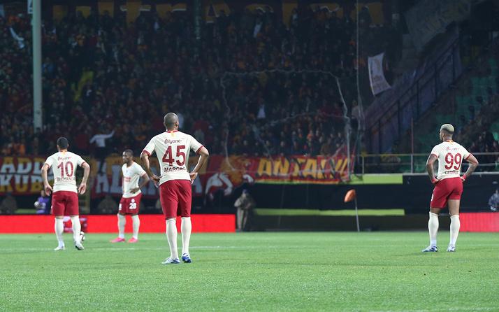 Alanyaspor Galatasaray Türkiye Kupası maçı golleri ve geniş özeti