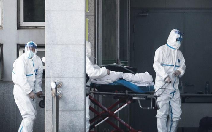 Koronavirüs salgınında ölü sayısı 812'ye yükseldi