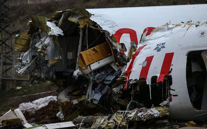 Pegasus uçaklarının üçüncü kazası