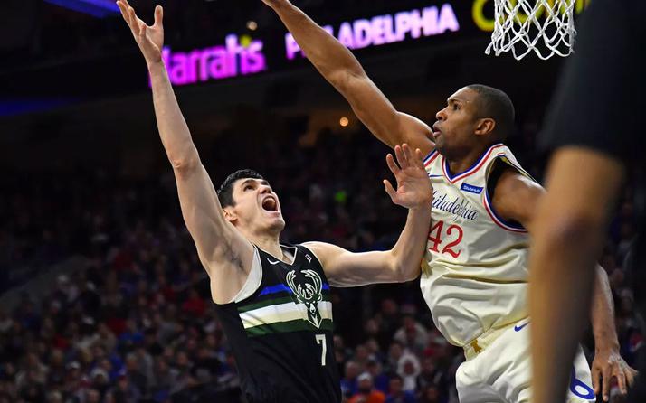 NBA'deki Türk derbisinde kazanan Ersan'lı Bucks