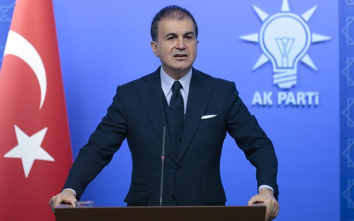 AK Parti Sözcüsü Çelik'ten KKTC Cumhurbaşkanı Akıncı'nın açıklamalarına tepki
