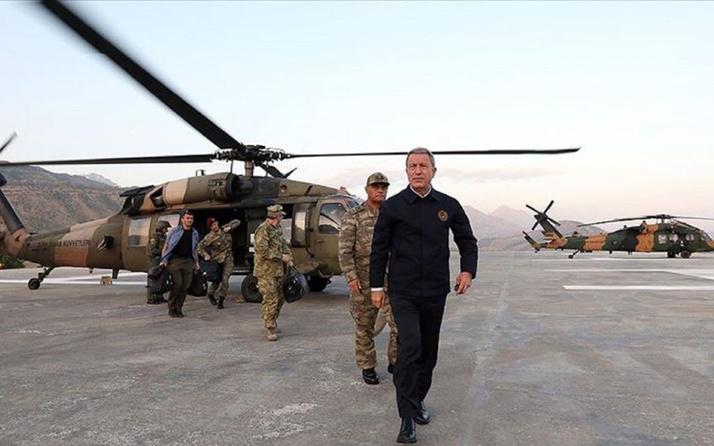 Hulusi Akar'dan ilk açıklama: Rusya'nın haberi vardı ambulansları dahi vurdular