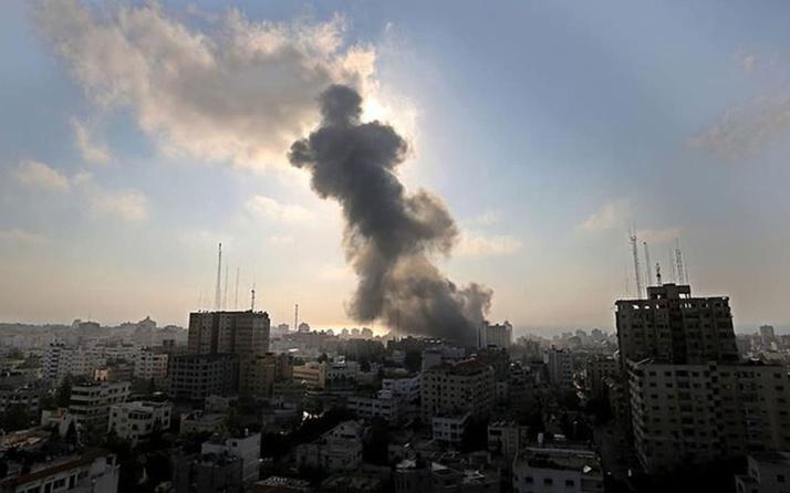 İsrail'den Gazze'deki yerleşim bölgesine tank atışı!