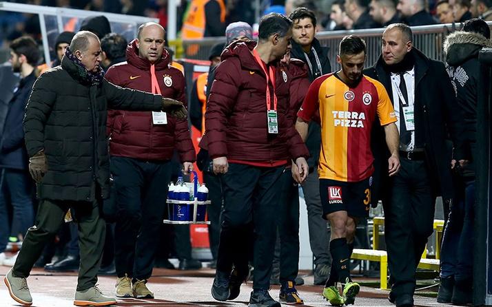 Galatasaray'da Saracchi şoku!
