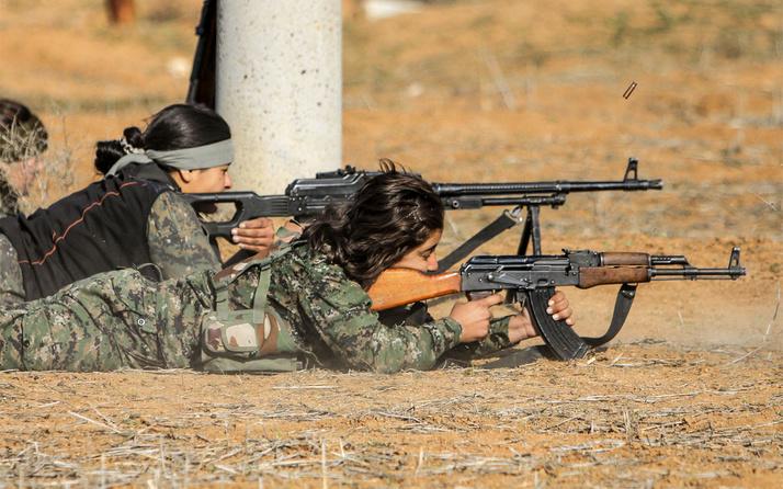 YPG/PKK'dan 'Baas tipi' tehdit
