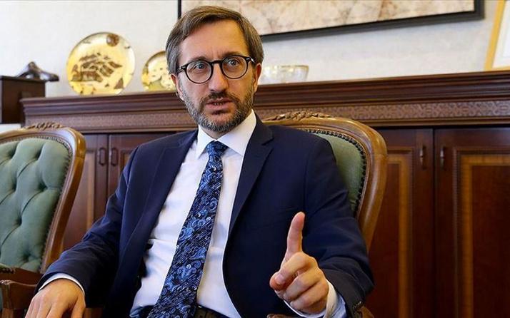 Fahrettin Altun açıkladı talimatı bizzat Erdoğan verdi