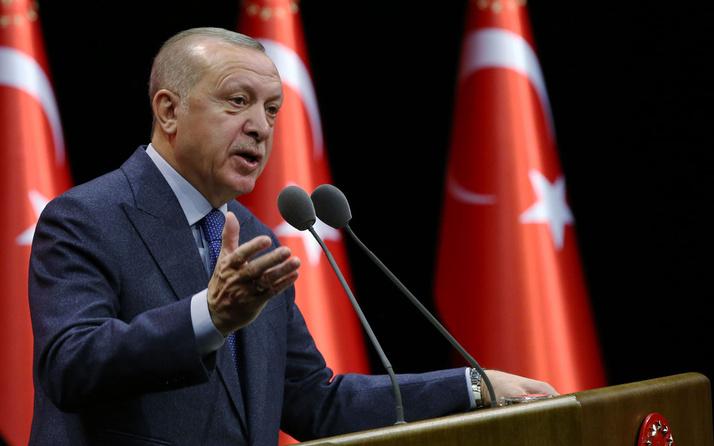 Cumhurbaşkanı Erdoğan'a darbe sorusu! Böyle bir şey olduğunda...