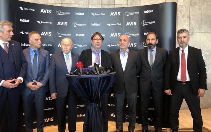 Başkanlardan Nihat Özdemir'e rest: Bu hakemleri istemiyoruz