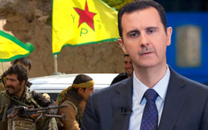 Suriye'de kirli plan ayyuka çıktı! Esad ile YPG Rus üssünde masaya oturdu