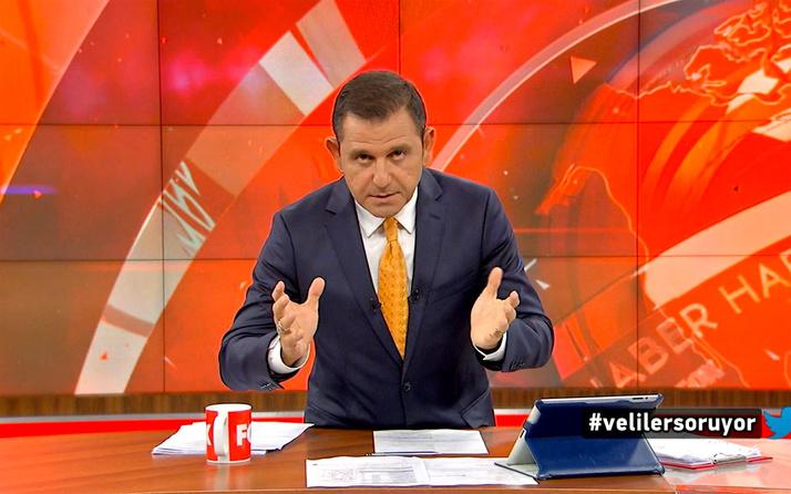 Fatih Portakal'dan Fahrettin Koca'ya koronavirüs teşekkürü