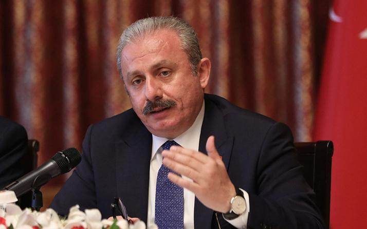 TBMM Başkanı Şentop'tan operasyon sözleri: Bundan sonra olacaklardan Türkiye sorumlu değil