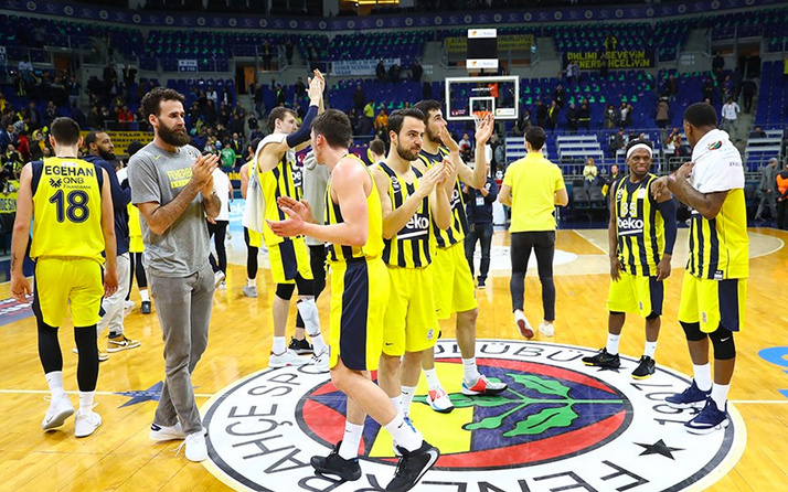 Fenerbahçe Beko kupada farka koştu