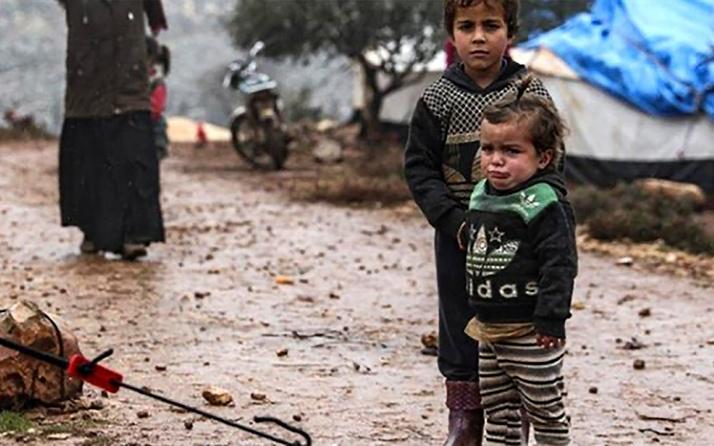 BM'den çarpıcı İdlib raporu! En büyük insani felaketlerden biri yaşanıyor