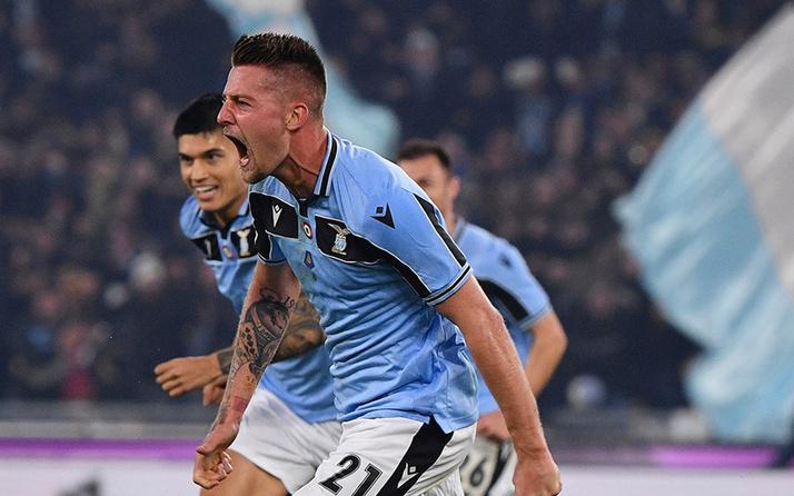 Lazio Inter'in yenilmezlik serisini bitirdi
