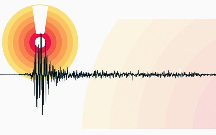 Muğla'da deprem oldu! AFAD açıkladı Datça açıkları 4.1'le sallandı