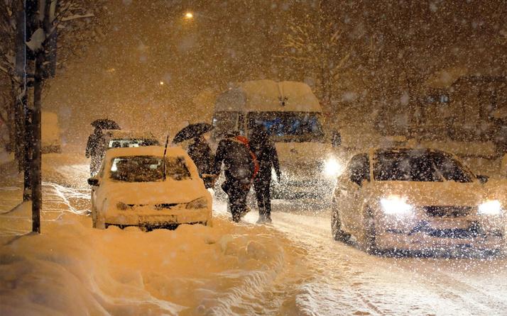 Van ve Bitlis'te bazı yollar trafiğe kapatıldı