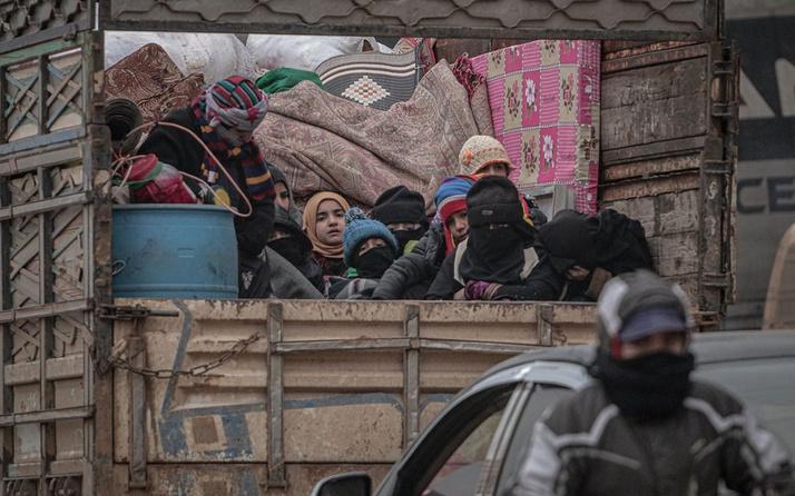 Türkiye Afgan göçüne karşı alarma geçti! Sınıra gönderildiler