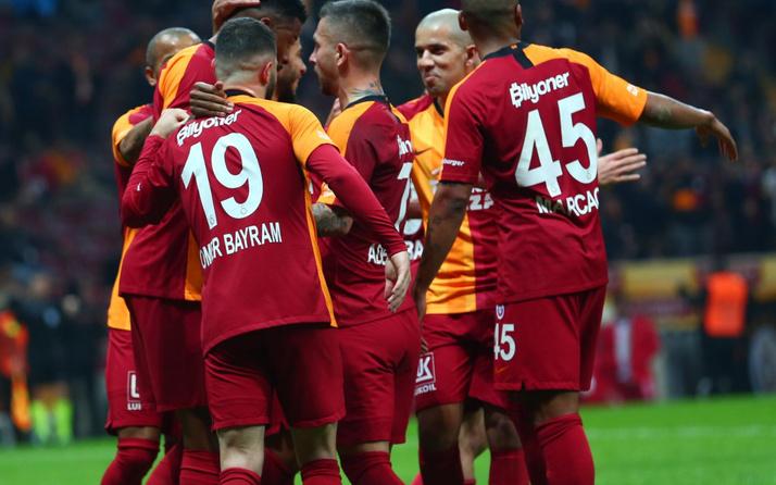 Galatasaray yönetiminden futbolculara ödeme dopingi