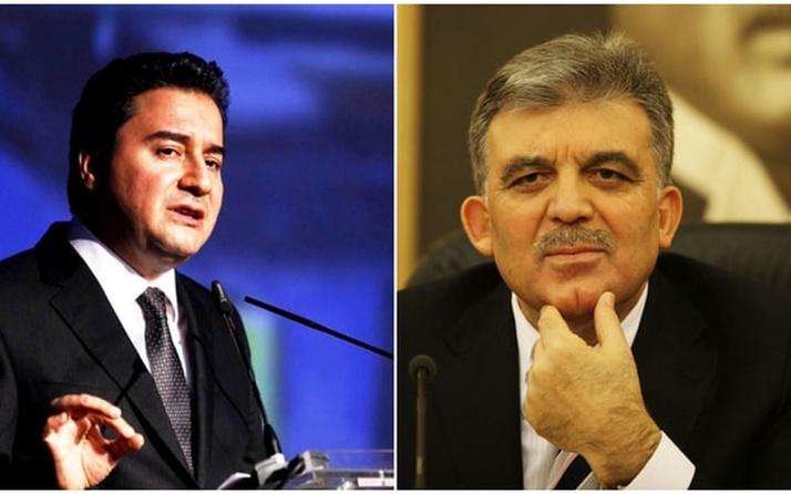 Ali Babacan'ı yeni parti kuruluşundaki ertelemeler sinirlendirdi Abdullah Gül devreye girdi