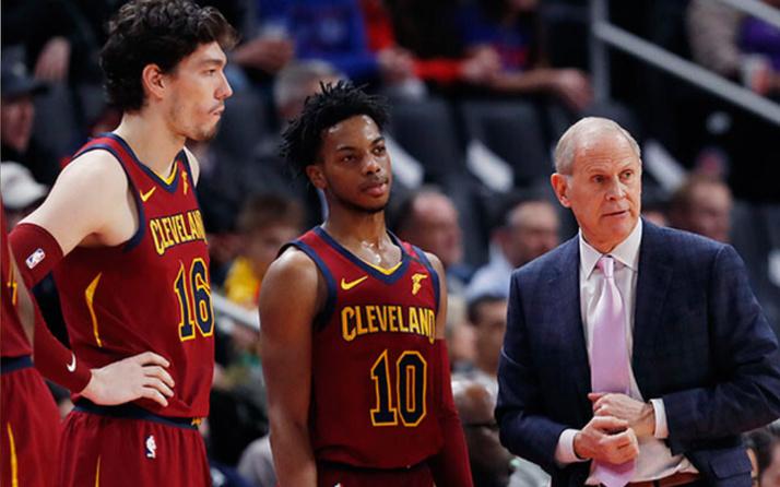 NBA ekibi Cleveland Cavaliers'ta Beilein dönemi sona erdi