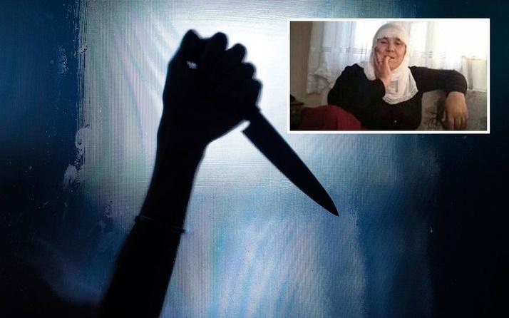 Karısını satırla öldürüp dudağını burnunu ve kulağını kesen sanığa tahrik indirimi