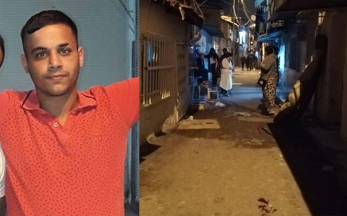 16 yaşındaki genç sokak ortasında husumetlisini acımadan bıçakladı