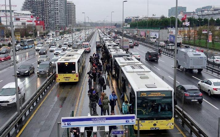 İstanbul trafiğine okul ayarı! Ücretsiz toplu taşıma saatleri