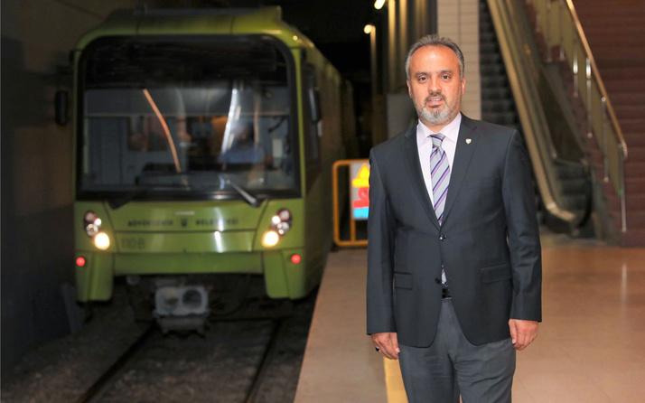 Bursa'da raylı ulaşıma Bakanlık desteği resmileşti